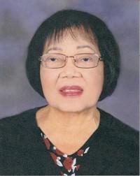 Maria Ann Vu  November 01 1942  November 11 2019