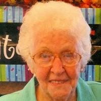 Ada Mae Maxhimer  October 4 1926  December 7 2019