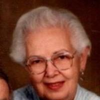 Bertha Marie Pfisterer  September 26 1921  December 08 2019
