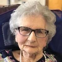 Josie Walker Gregg Cahela  September 13 1925  December 10 2019