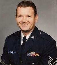 United States Air Force Master Sergeant Retired Micheal Dworshak Feickert  2019