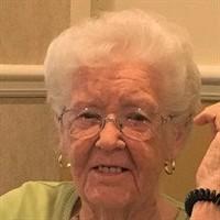 Mary Jo Ryan Navin  April 14 1934  December 14 2019