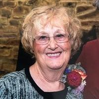 Donna Jean Wilkin  April 12 1936  October 18 2019