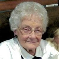 Doris Marie Hetherington  August 7 1924  December 14 2019