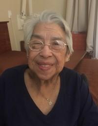 Ruth Raquel Barajas Sisneros Nino  March 5 1939  December 15 2019 (age 80)