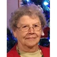 Betty Ella Marcott  October 08 1933  December 17 2019