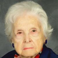 Mary Louise Nenninger  July 17 1923  December 17 2019