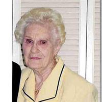 Grace Emma Windegger  March 13 1929  December 17 2019