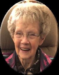 Pauline Virginia Vandenberg  August 26 1925  December 18 2019 (age 94)