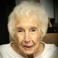 Gloria A Alsheimer  November 1 1922  December 12 2019
