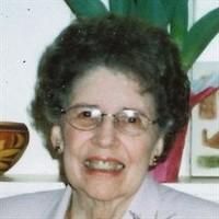Joyce Peerman  February 6 1921  December 19 2019