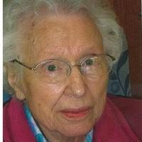 Marian Edna Reichmann  August 9 1915  December 18 2019