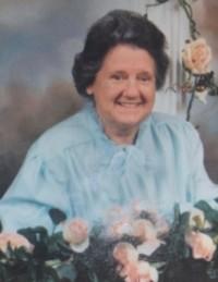 Martha Baumgardner Moore  December 19 2019
