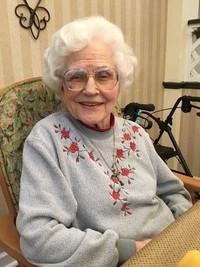 Mary L Harrod  December 25 1923  December 23 2019
