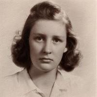 Mildred J Rathburn  June 9 1925  December 21 2019