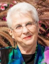 Betty Hawker Palmer  March 5 1936  December 18 2019 (age 83)