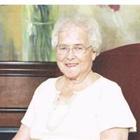 Sarah E Anson Clay  October 13 1926  July 10 2019