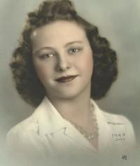 Florence R Jaworski  July 26 1925  December 12 2019