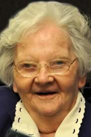 Sister Brigetta Forde CSJ  September 15 1925  December 25 2019