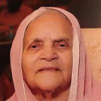 Amar Kaur  November 15 1938  December 24 2019