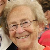 Gwendolyn Rosie Foddrill  March 1 1941  October 20 2019