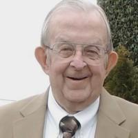 Ernest D Nicholson  February 8 1933  December 25 2019