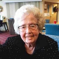 Martha Caroline Campbell  December 25 1929  December 26 2019