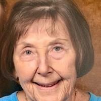 Zoe Kathryn Walters  August 26 1939  December 27 2019