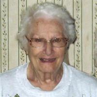 Esther Holmquist  December 15 1921  December 28 2019