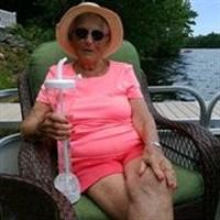Corinne Memere Marie Martin Larrivee  August 15 1920  December 15 2019