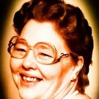Donna Mae Richardson Thompson  May 4 1940  December 27 2019