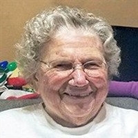 Hedwig Ann Breske  September 2 1924  December 24 2019