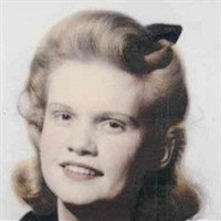 Marie Ellen McSparron Walsh  May 5 1925  November 6 2019