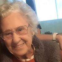 Patricia Grieves  September 3 1927  December 29 2019