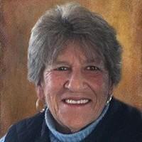 Shirley Ann Dawson  December 29 1945  December 30 2019