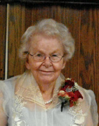 Joyce E Lundquist  May 10 1923  December 31 2019