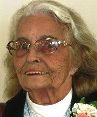 Lorraine Donalda Pearson Church  May 9 1927  December 27 2019 (age 92)