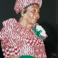 Patricia Folorunso  July 27 1927  December 11 2019