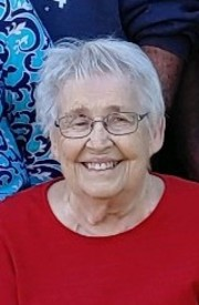 Betty Mae Rentschler Lawrence  October 5 1934  January 4 2020 (age 85)