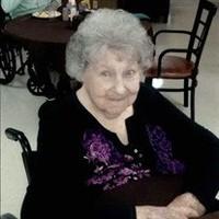 Verma Josephine Snider  July 1 1929  January 7 2020
