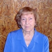 Ida Mae Lacey  March 12 1924  January 8 2020
