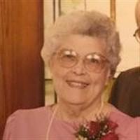 Verna Sandman  March 23 1925  October 10 2019