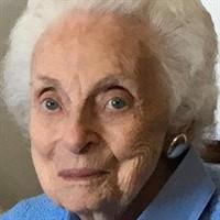 Helen Elizabeth Betty Barrett  April 2 1921  January 10 2020