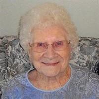 Elizabeth Ann Stultz Pride  September 27 1914  January 11 2020