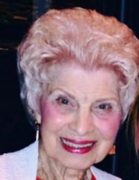 Rita  nee Viggiano Chudzinski  August 2 1921  January 12 2020 (age 98)