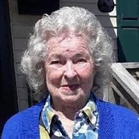 Frances McNeill Blanton  February 4 1938  January 15 2020