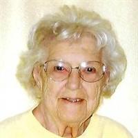 Henrietta Harding Baribault  January 16 1921  January 15 2020