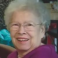 Mary Belle Drews  December 18 1937  January 14 2020