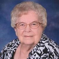 Betty Jean Johnson  October 28 1922  January 16 2020