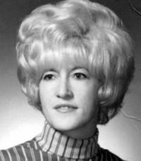Dorothy Ann Dottie Beatty Smith  Friday January 17th 2020